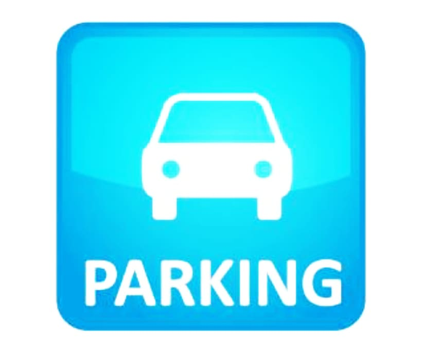 Private Parking for cars