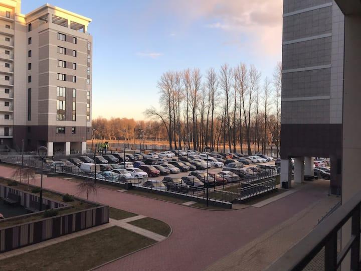 Квартира на Приморском
