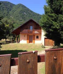 Chalet aux pieds des montagnes - Cierp-Gaud - Haus