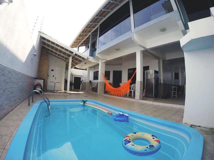 Casa com Piscina Centro Balneário Camboriú