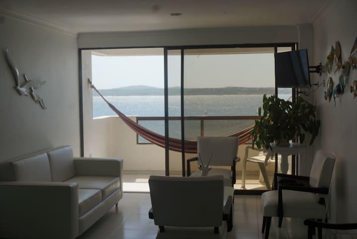 Apartamento en Cartagena - Cartagena - Apartamento