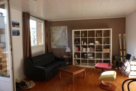 Chambre privée Grenoble (Paul Mistral) - Grenoble