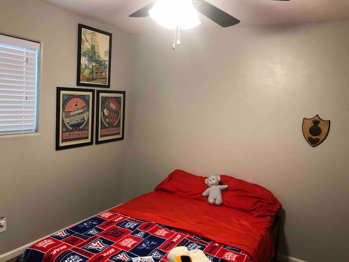 Comfy & Clean room with double bed