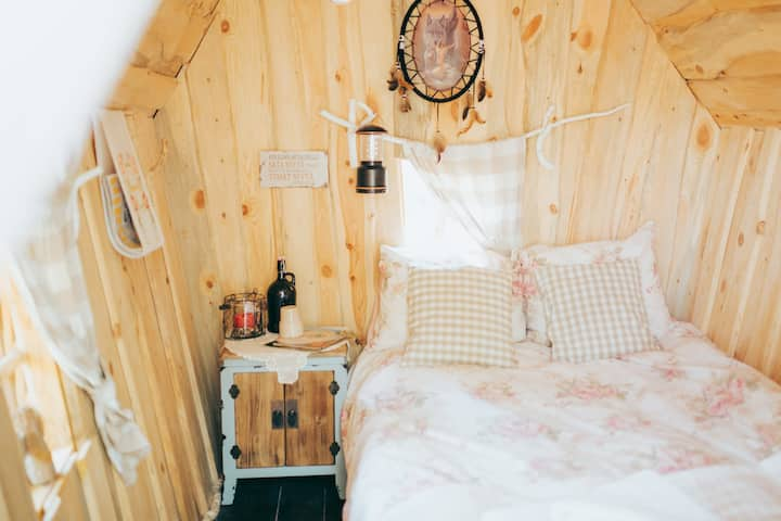 Villa Vino - Charming little hut in Sauvo