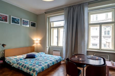 Studio near National Theatre - Praga