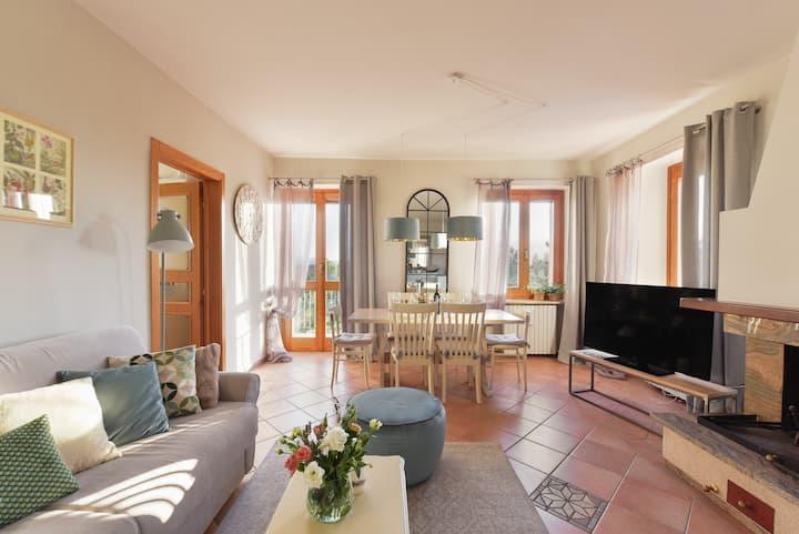 Villa Scarponi Acqua Wonderful Holiday in Assisi