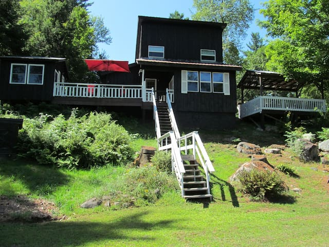 Adirondack River View Cottage (May 1st-Nov. 1st)