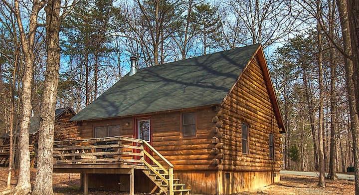 Shenandoah Cabin Escape