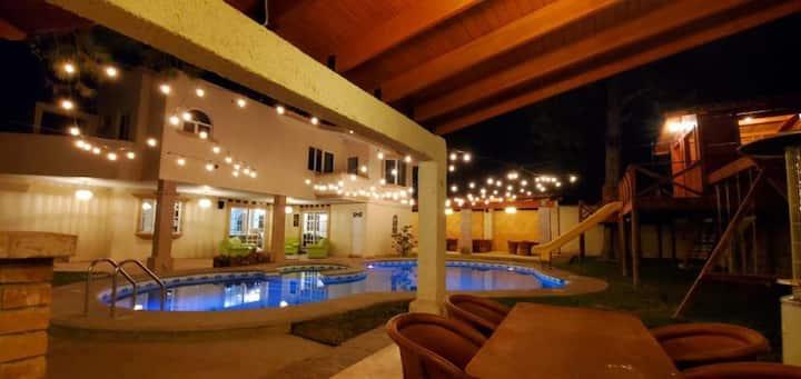 Hermosa finca con piscina La Martinica