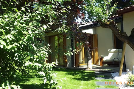 Un oasis de verdure proche centre- Les Annbiz 1870