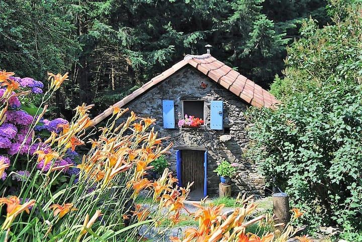 Authentieke gîte Bergous, natuurvakantie