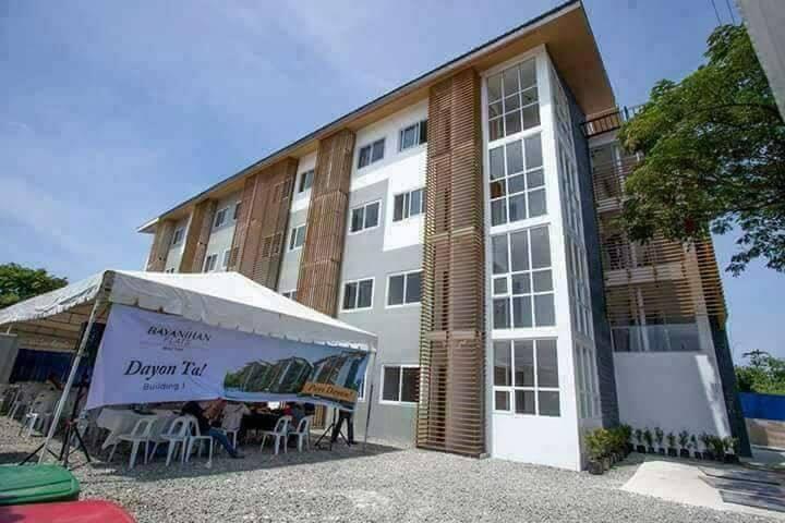 An Affordable Bayanihan Flats near  the resorts.