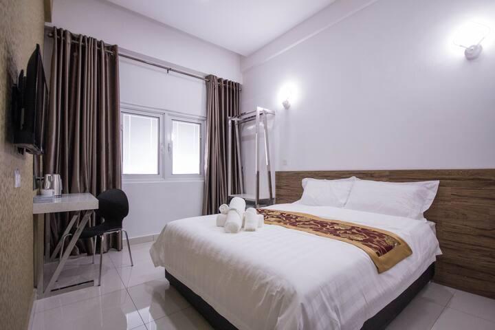ATTA HOTEL Standard Room