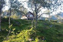Koselig hytte i vakre Vesterålen
