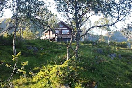 Fjellhytte i vakre Vesterålen - Melbu
