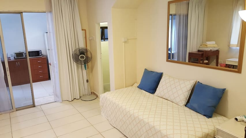 ONE BEDROOM APT/4 PERS@HOLLAND VILLAGE/NUH