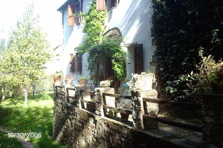 IL MOLINO - THE MILL - Pieve di Chio - Haus