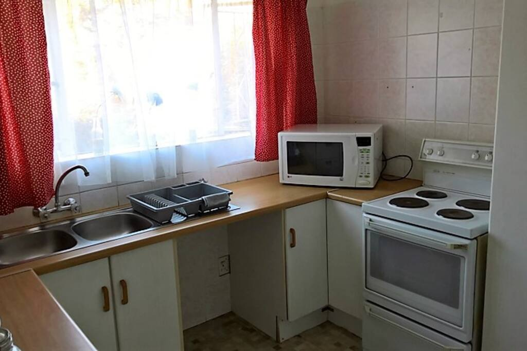 Kitchen - cooking area