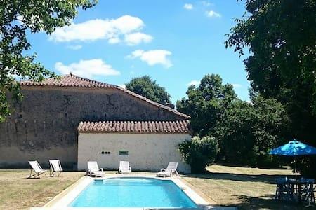 Pépéré-Haut, Country House in Gascony, SW France - Nérac - 独立屋