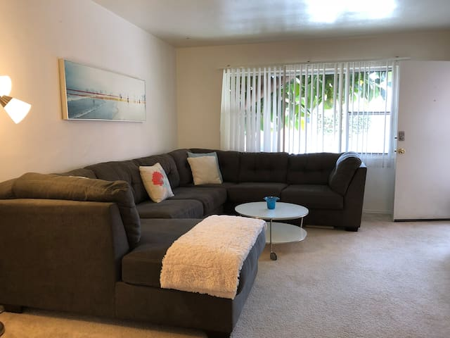 2 Bedroom Apt in Pacific Beach - Walk Everywhere
