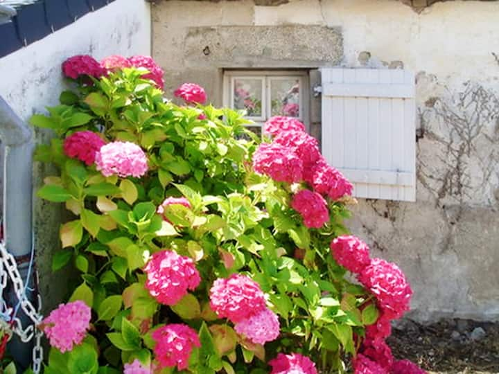 House with 2 bedrooms in Lanester, with enclosed garden