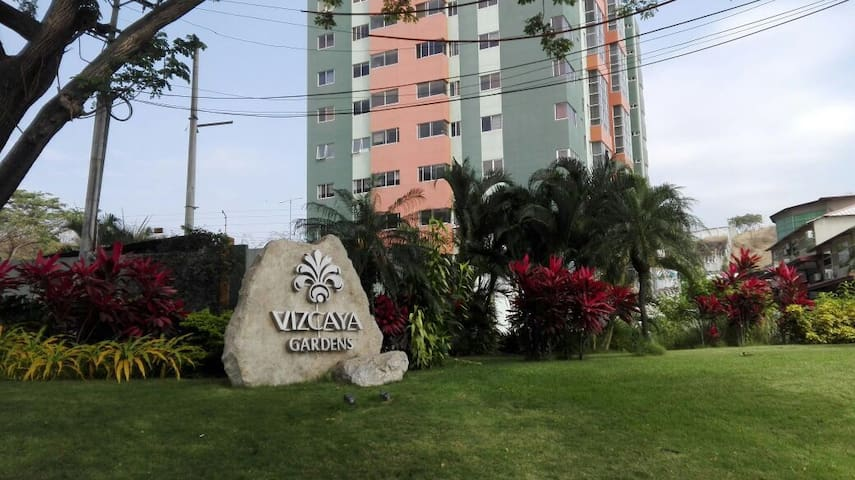 Cozy 2Bdr w/pool & parking included - Guayaquil - Appartement