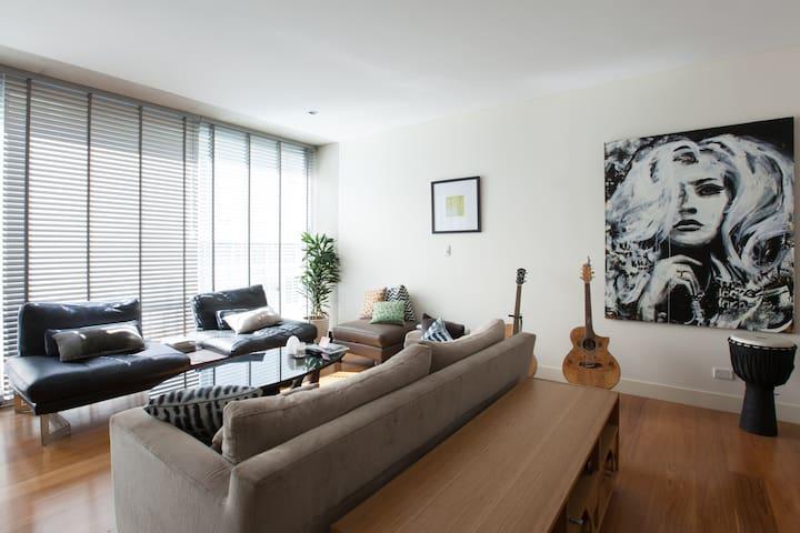 Ultimate Inner City Designer Living - Surry Hills - Lejlighed