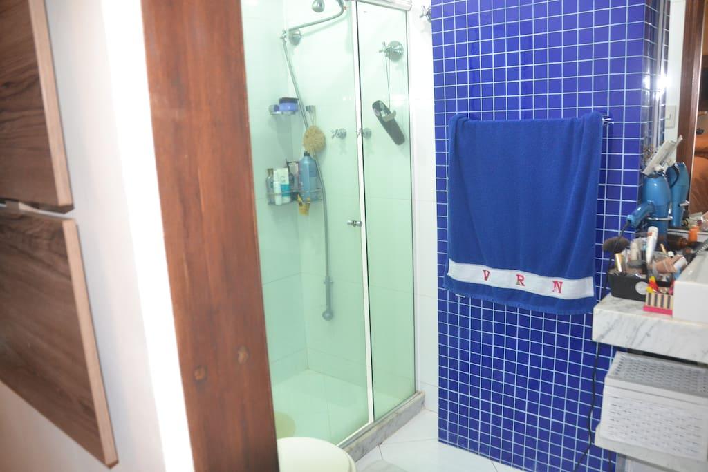 Banheiro do apartamento (WC)