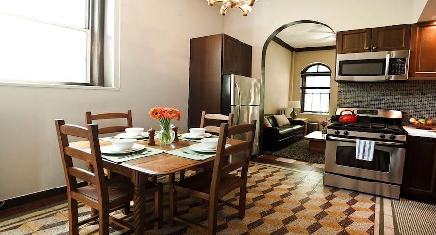 Large 1 Bedroom Flat in NYC's Best Neighborhood!!