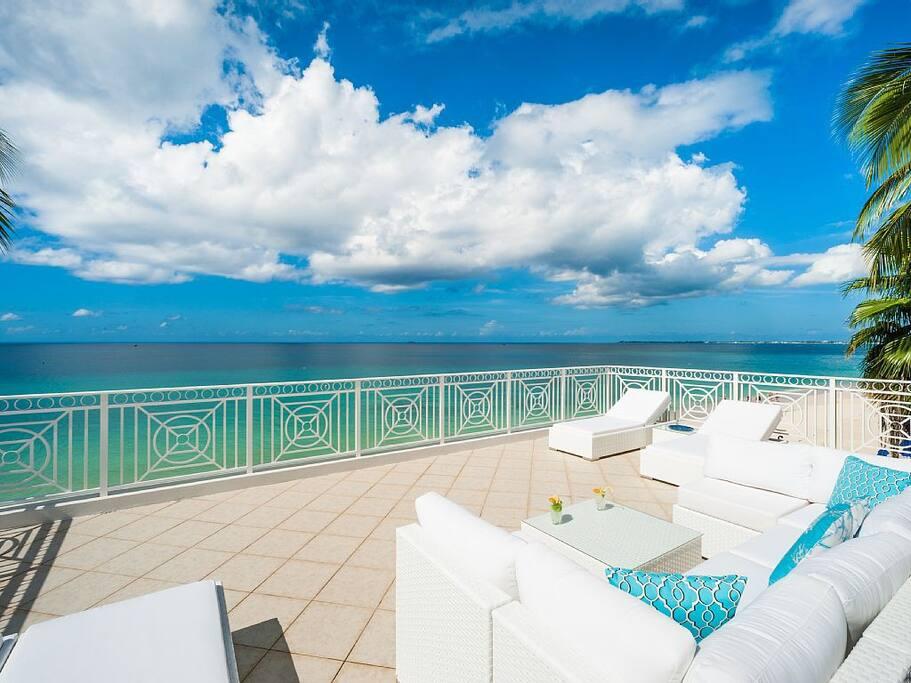 Regal Beach Club #634 Direct Oceanfront Terrace