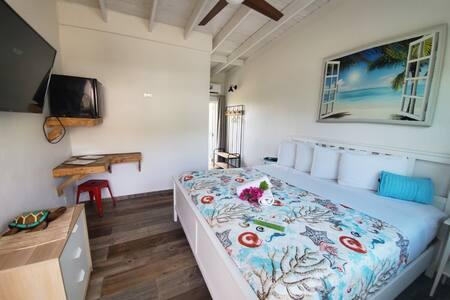 La Jamaca-Kingbed private room, private balcony