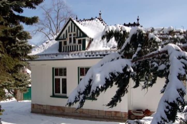 Kleine stilvolle Jugendstilvilla - Friedrichroda - House