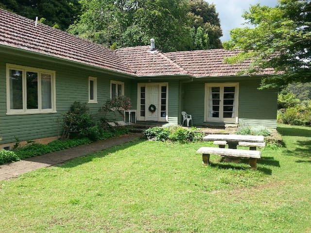 Gowan Ross Cottage - Mt Wilson NSW - Mount Wilson - Casa