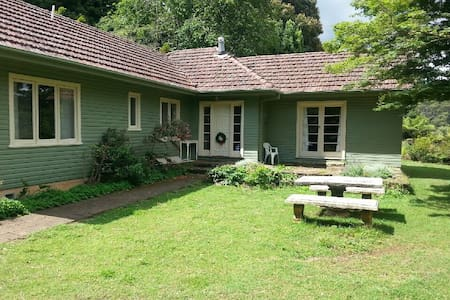 Gowan Ross Cottage - Mt Wilson NSW - Mount Wilson