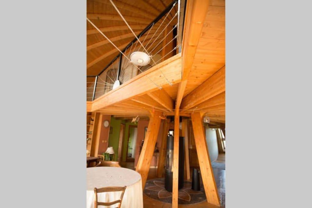 maison atypique 10 15 personnes maisons d me louer martigny sur l 39 ante normandie france. Black Bedroom Furniture Sets. Home Design Ideas