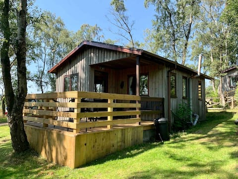 West Hoppyland Cosy Country Lodges - Forest Lodge