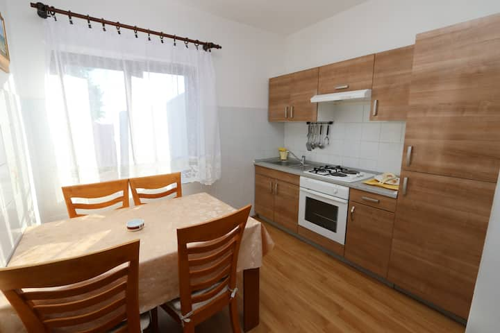 Birdy 2 apartment for 4 persons in Novalja