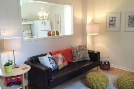 Lovely & Bright Urban Apartment! - Ottawa