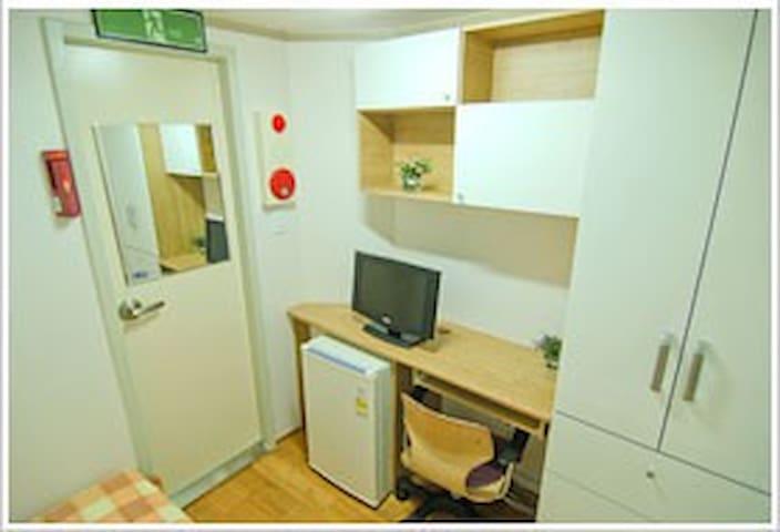 A cozy accommodation 7. (미니룸)