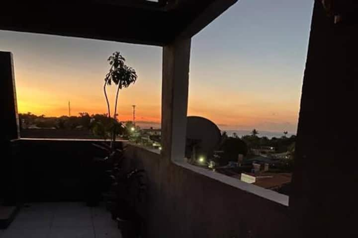 Casa Terraço em Itaparica