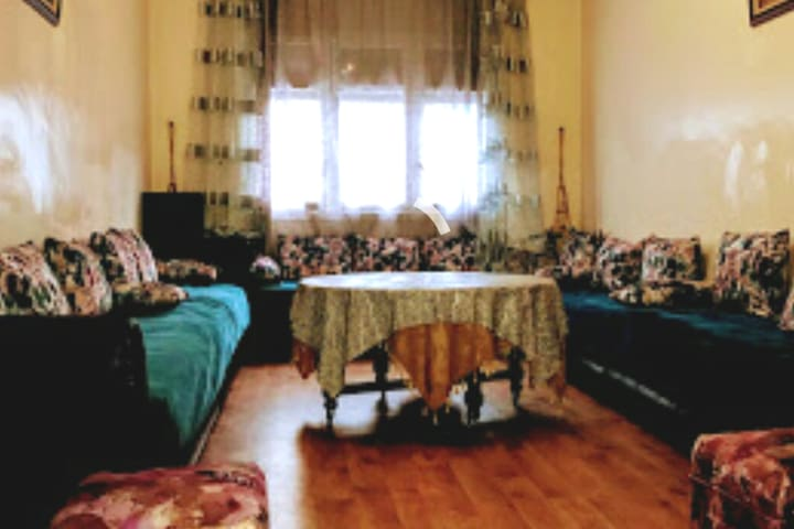 Location appartement meublé à Agdal rabat