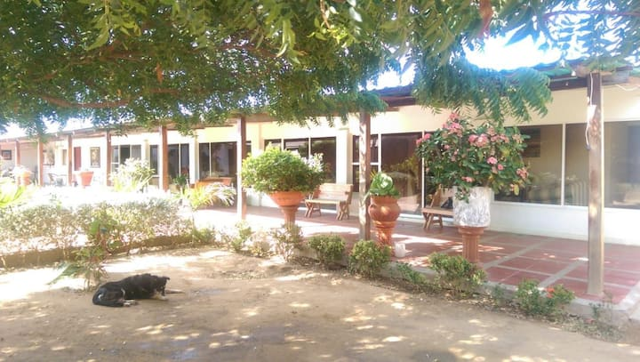 RANCHO K, Casa campestre, tranquilidad, comodidad