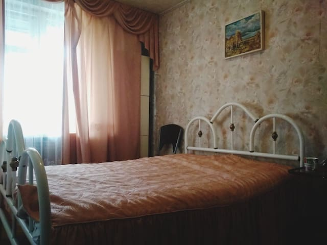 room in the center of Kiev