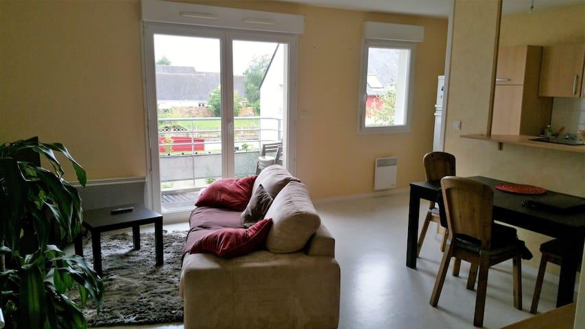 Appartement entier à Janzé proche de Rennes - Janzé
