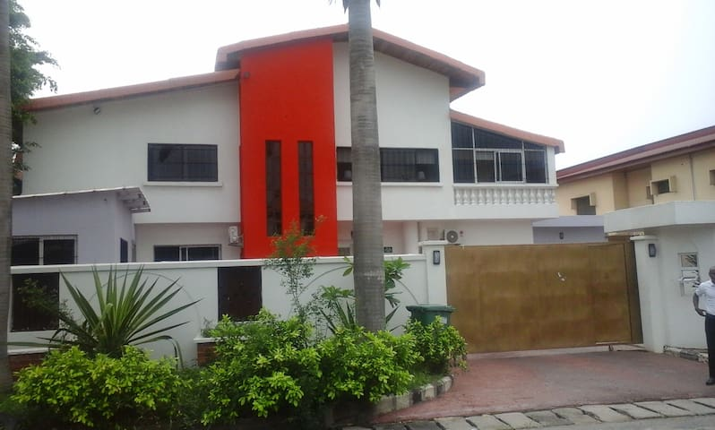 TEMPLE COTTAGE LAGOS