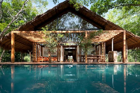 Sri Lankan Tropical Retreat - Hemmathagama, - Haus