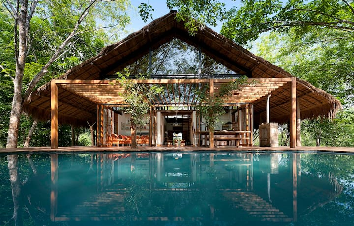 Sri Lankan Tropical Retreat