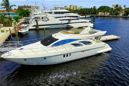 LUXURIOUS YACHT & ALL-INCLUSIVE MARINA - Hollywood