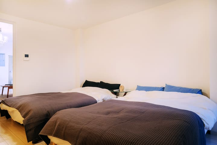 Renovated clean cozy【2min from subway st】Wifi - Higashi-ku, Nagoya-shi - Byt