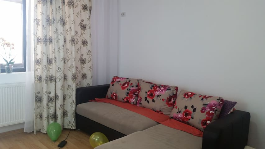 Nice family studio - București - Byt